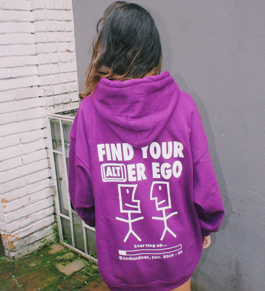 ALTER EGO HOODIE