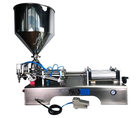 FF2 series semi automatic paste filling machine for cooking oil