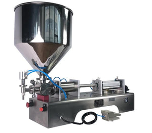 FF6 series semi automatic paste filling machine for water