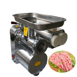 Commercial Double Use  Meat Mincer and Food Slicer,Sausage Meat Grinder