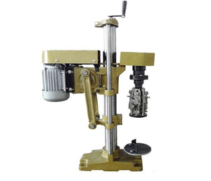 JC-50 semi automatic capping machine