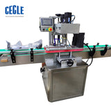 ASGJ automatic oil bottle capping machine, sanitizer bottle capping machine