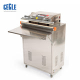 Exceptional food vacuum packing cushion machine