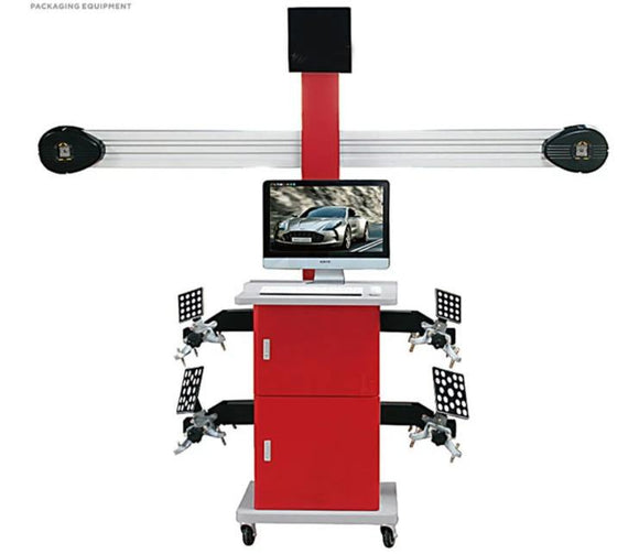 Wholesale direct selling low Cost Automatic Portable truck car wheel alignment