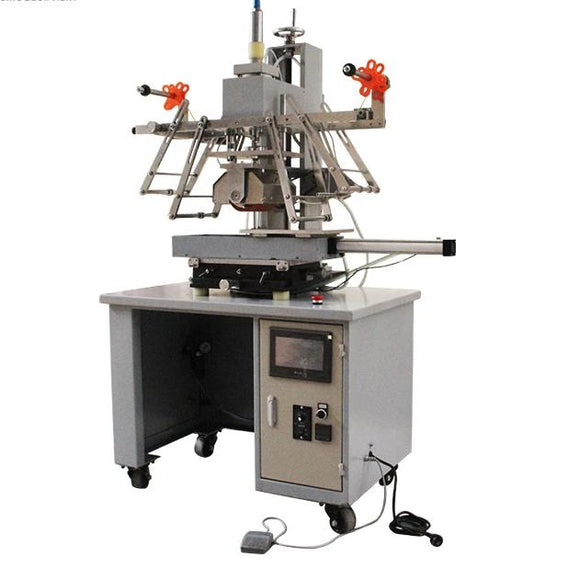 HT-S-150/HT-S-300 Semi-automatic Flat and round heat transfer machine