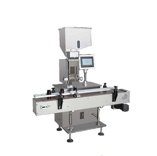 Automatic Capsul Counter Machine Metal Capsul And Tablet Counting Machine For Pharmacy