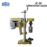 High quality JC-50 semi automatic capping machine for jar caps