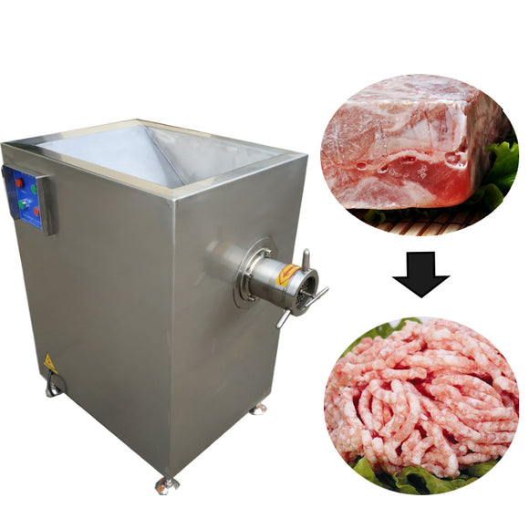 High Efficiency Industrial Frozen Meat Mincer,Meat Grinder