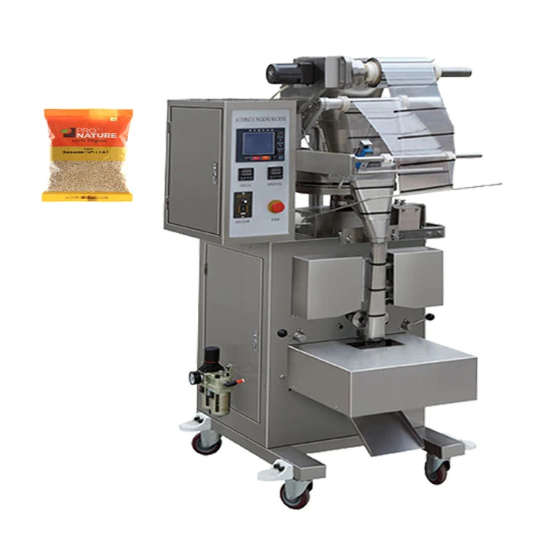 High quality Automatic Crude almonds Nut Granule sachet granule Packing Machine