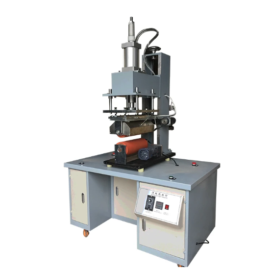 HT-SB-300 Semi-automatic heat transfer machine for skateboard