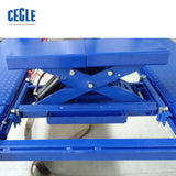 Hydraulic car lift 4 post auto lift/car hoist with CE,Four-post Four-wheel Positioning Lifter