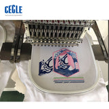 Six Head 12 needless Embroidery Machine Home Computer Embroidery Machine Multifunctional Three-in-One Embroidery Machine