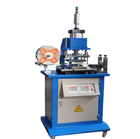 CP-210 factory low price small alu alu blister packing machine