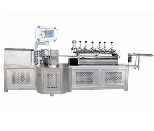TD580 Paper straw making machine, paper straw machine