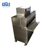 China pouch plastic bag filling and sealing machine with eight outlets for liquid, paste, jelly,yogurt