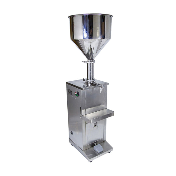 FF5-500 Vertical Electric Liquid and paste Filling Machine