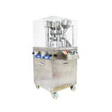 ZP9D Automatic Tablet Press Rotary Small Pharmaceutical Factory Implanted Tablet Machine Candy Milk Tablet Tablet Machine