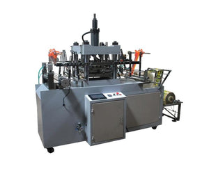 Automatic die-cutting computer control hot foil stamping machine