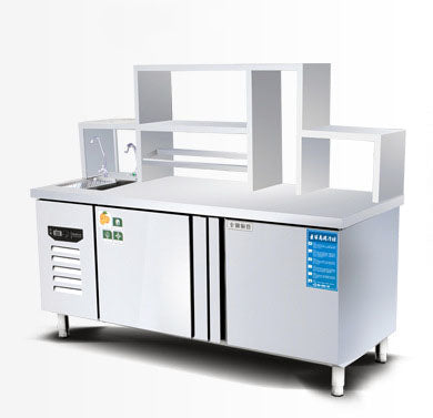 Bar Counter With refrigeration