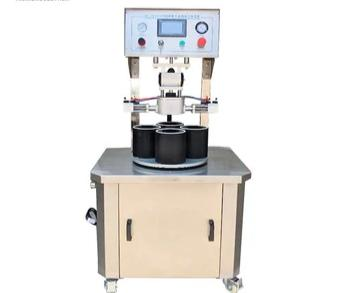 China best glass jar vacuum sealer machine/vacuum capping machine for glass bottle