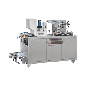 DPP-80 Automatic Alu Pvc Blister Packing Cutting Machine