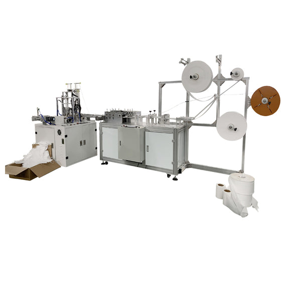 Full automatic disposable face mask making machine, surgical mask manufacturing machine , medical mask manufacturing machine