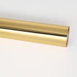 120m hot stamping foil anodized aluminum leather paper plastic hot stamping paper gold and silver