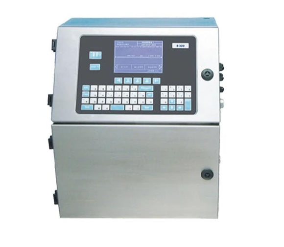 IP-320 High Speed Inkjet Printing Machine for Print date, Time, Batch Number