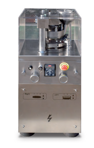 Automatic Tablet Press Rotary Small Pharmaceutical Factory Implanted Tablet Machine Candy Milk Tablet Tablet Machine