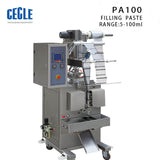Factory sale high speed automatic paste packing machine for ketchup/mustard/salad sauce