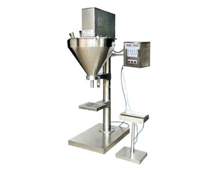 PDF-500 dry chemical small manual powder packing machine, spices powder filling machine