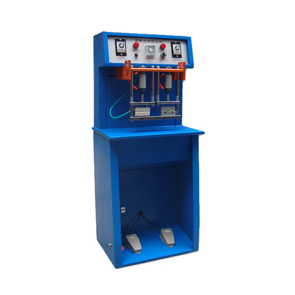 TS-80 semi automatic tube  sealing machine