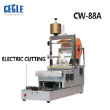 CW-88A Semi-Auto Box Cellophane Over Wrapping Packaging Machine