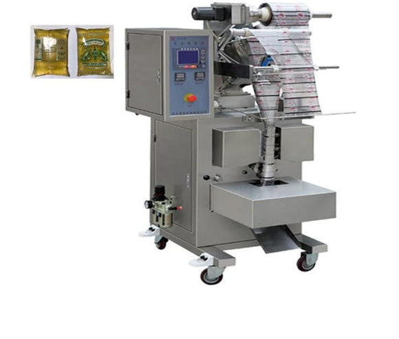 Factory sale high speed automatic paste packing machine