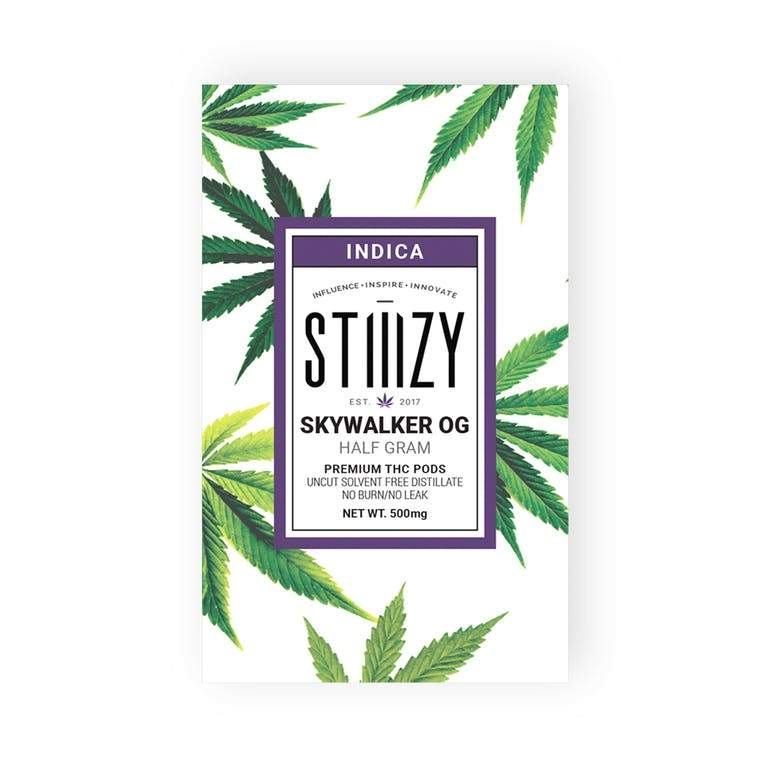 Stiiizy Skywalker OG Premium THC 1 GRAM POD - The Balloon Room