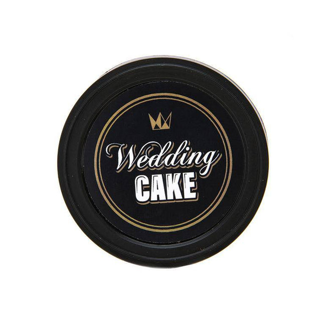 West Coast Cure Wedding Cake - The Balloon Room