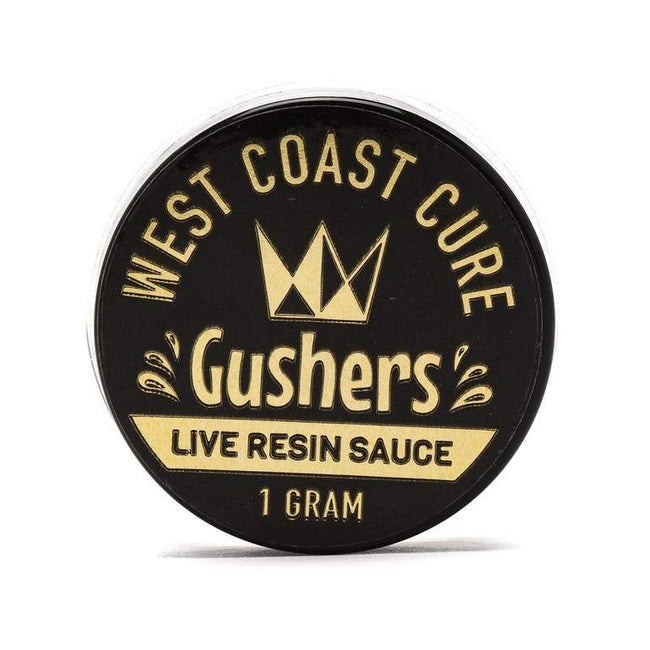 West Coast Cure Gushers Live Resin Sauce - The Balloon Room