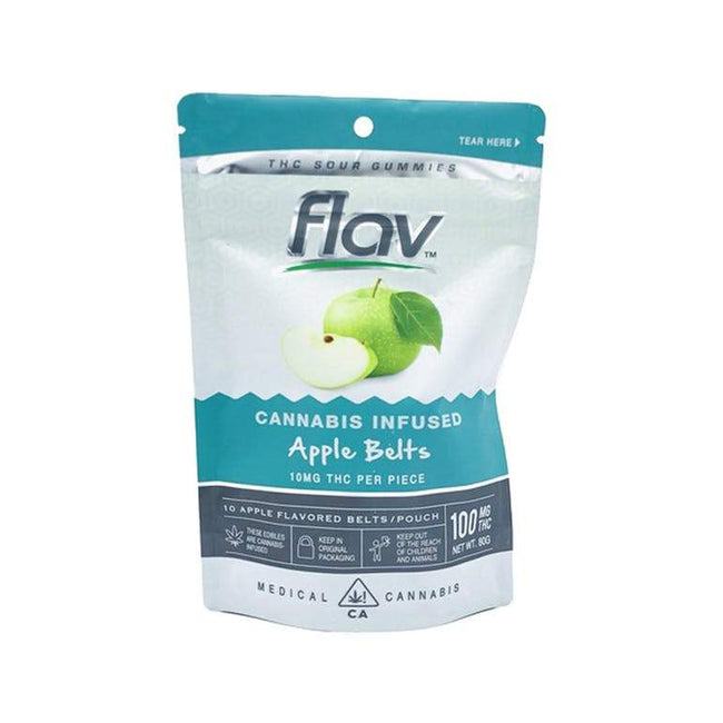 FlavRX Apple Belts 100mg - The Balloon Room
