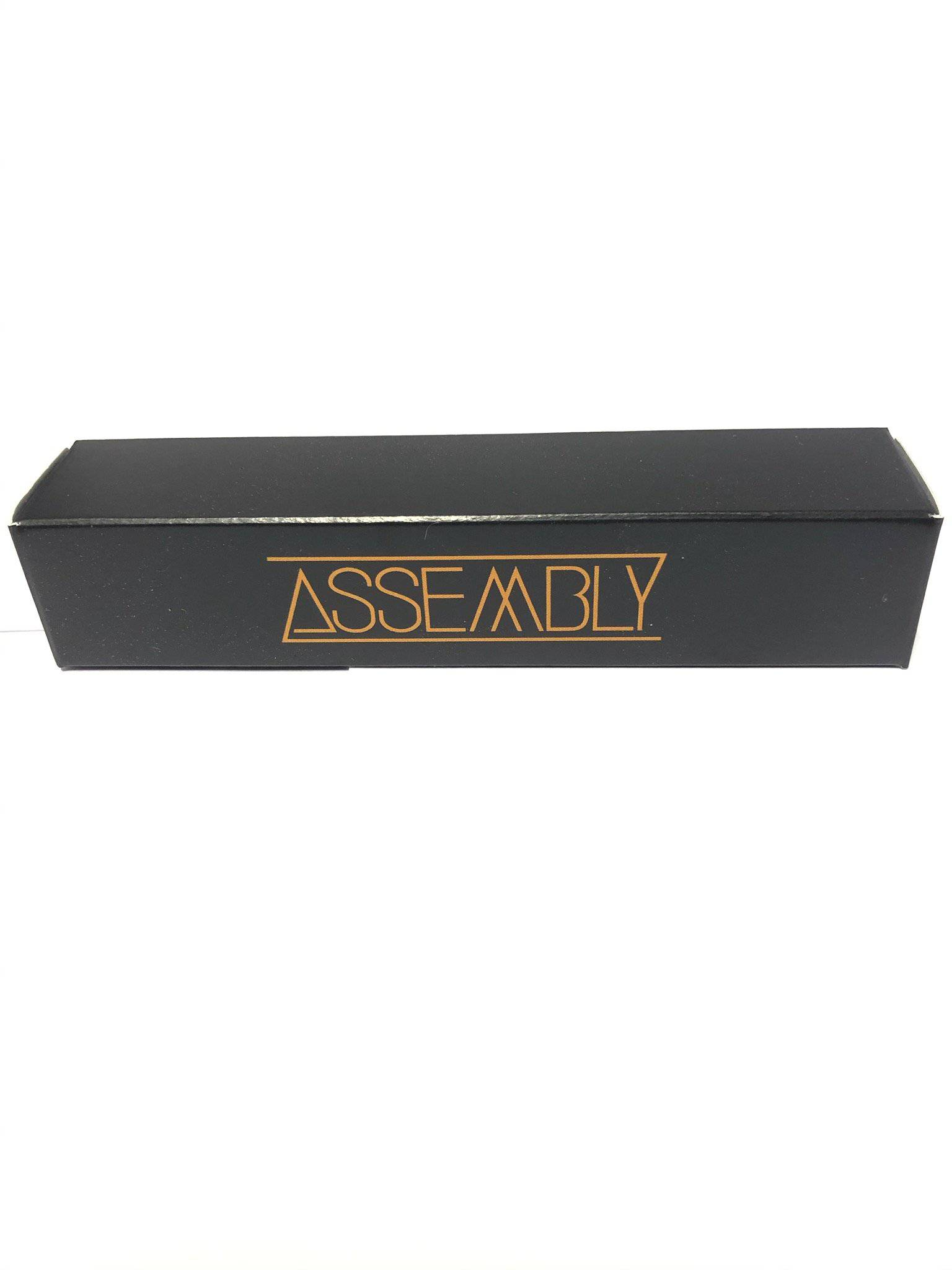 Assembly Flower Live Resin Vape Cartridge 1 GRAM - Jack Herer - The Balloon Room