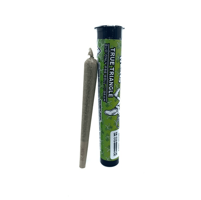 Space Monkey Meds True Triangle Preroll - The Balloon Room