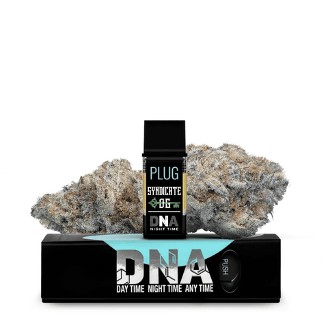 PLUGPlay DNA Pineapple Express Vape 1G Cartridge