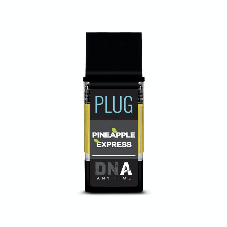 PLUGPlay DNA Pineapple Express Vape 1G Cartridge - The Balloon Room