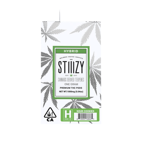 Stiiizy Blue Dream - Blueberry Premium THC 1 GRAM POD