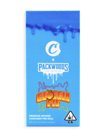 Packwoods x Cookies Collab 2 gram Preroll - Grenadine
