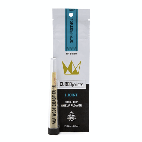 West Coast Cure Cured Joint Pre-Roll - WCC OG