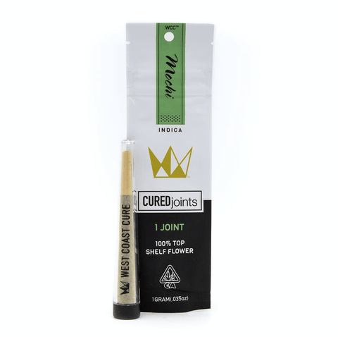 West Coast Cure Cured Joint Pre-Roll - Wedding Cake