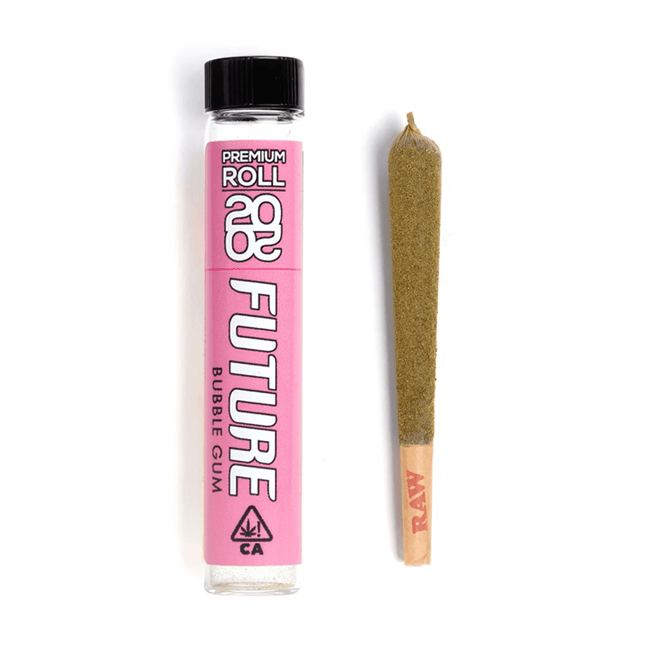 2020 Future Kief Premium Infused Pre-Roll - Bubble Gum - The Balloon Room