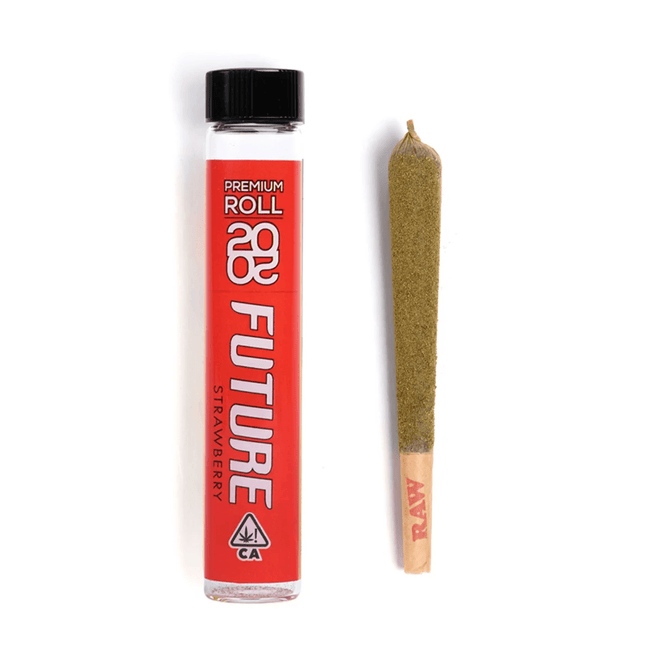 2020 Future Kief Premium Infused Pre-Roll - Strawberry - The Balloon Room
