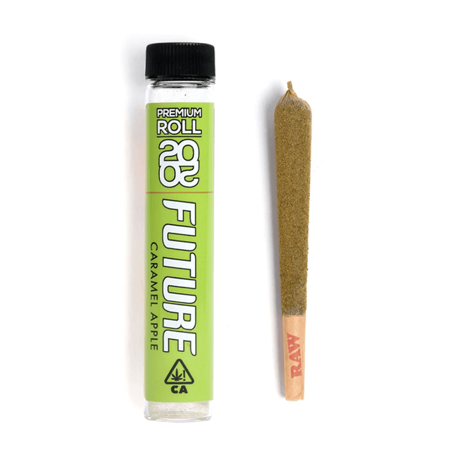 2020 Future Kief Premium Infused Pre-Roll - Caramel Apple - The Balloon Room