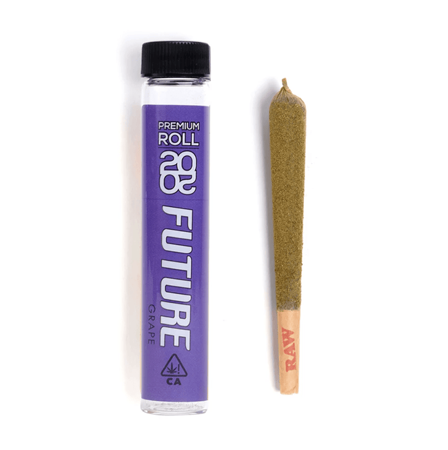 2020 Future Kief Premium Infused Pre-Roll - Grape - The Balloon Room